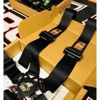 Junior Dragster Seat Belts