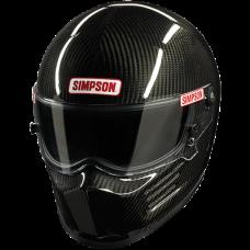 Simpson SA2020 Bandit Racing Helmet - Carbon Fiber