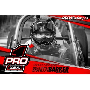 Pro 1 Racing & Safety Products Canada Team Member @brandonbarkerracing doubled-up last weekend at Shannonville! Brando relies on the Pro Elite Seat Belts for his safety. Get yours at www.pro1safety.ca 🇨🇦🏁  Le membre d'équipe Pro 1 Racing & Safety Products Canada @brandonbarkerracing a remporté deux victoires le weekend dernier à Shannonville. Brando utilise les ceintures Pro Elite dans son dragster. Achète les tiennes à www.pro1safety.ca 🇨🇦🏁