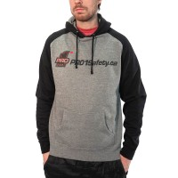 Heather Gray PRO 1 Hoodie