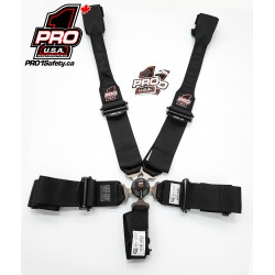 Pro Elite Cam Lock Safety Harness Seat Belts - Door Car