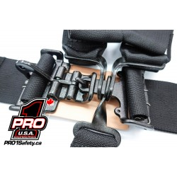 Latch Link Safety Harness Seat Belts - Dragster