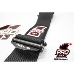 Pro Elite Cam Lock Safety Harness Seat Belts - Dragster