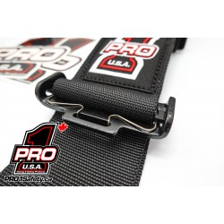 Cam Lock Safety Harness Seat Belts - Dragster