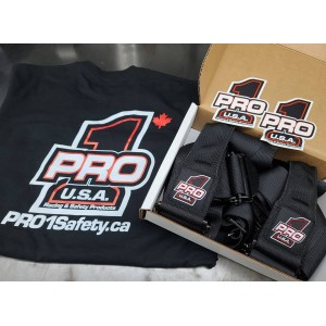 @pro1safety #PROElite #Seatbelts going to Calgary Alberta Canada. Thanks Mike Ferstl! #pro1safety #pro1safetycanada