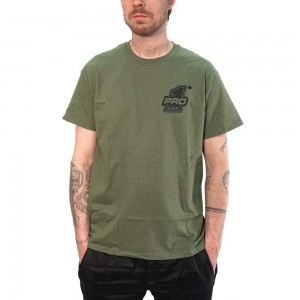 Get that nice PRO 1 swag! Army Green Tee available on our online store! Link in the bio. #Pro1SafetyCanada #Pro1Safety @pro1safety